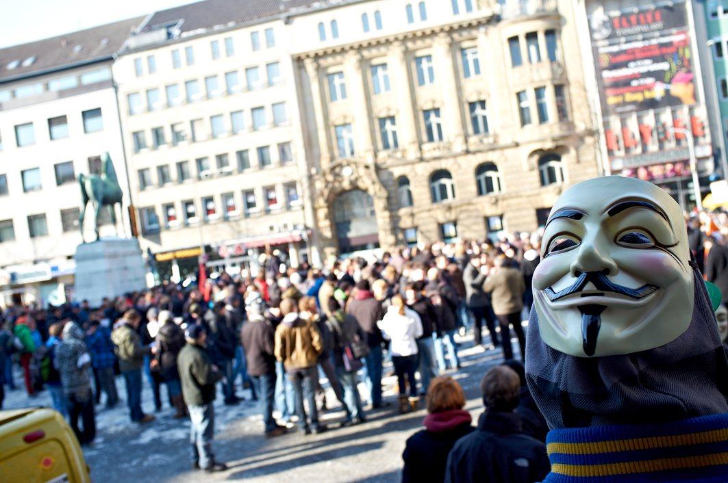Demo Aachen